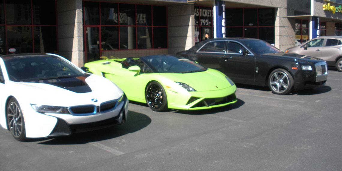 Royal Exotic Car Rental